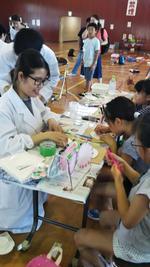 写真:理科実験教室2