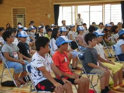 写真:男鹿市・春日井市児童交流学習13