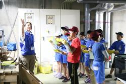 写真:男鹿水族館GAOでの体験3